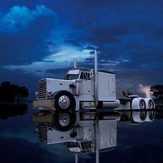Awesome Truck and photo!