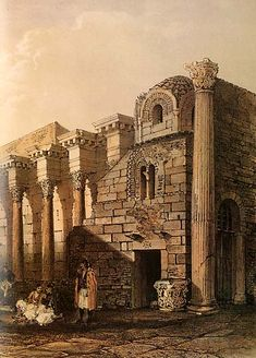 Ο Άγιος Ασώματος στα σκαλιά – HELLAS SPECIAL Acropolis, Athens, Greece, History, Painting, Etchings, Historia, Painting Art, Paintings