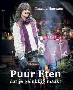 Pascale Naessens - Puur Eten cover