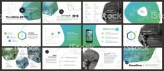 Green-blue elements for infographics royalty-free greenblue elements for infographics stock vector art & more images of template