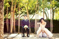 California Garden Wedding by Tinywater Photography