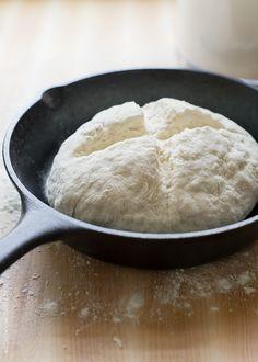 Skillet Soda Bread   Kitchen Confidante