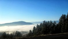 Misty down there Mountains, Nature, Travel, Voyage, Viajes, Traveling, The Great Outdoors, Trips, Mother Nature