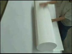 DIY Column. I like the decor ideas at the end of the movie.