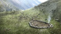 Ikonaut - Iron Age Pen years ago in the Silvretta Alps Common Era, Iron Age, Prehistory, Historical Pictures, Ancient Art, Alps, Archaeology, Medieval, Europe