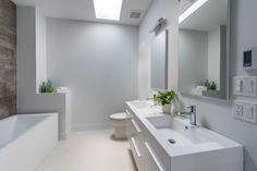 Stratus MLS Bathroom Lighting, Bathrooms, Bathtub, Mirror, Furniture, Home Decor, Bathroom Light Fittings, Standing Bath, Bathroom Vanity Lighting
