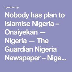 The news magazine nigeria online dating