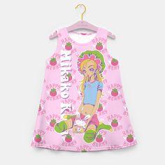 Gokinjo Monogatari Mikako Girl's Summer Dress