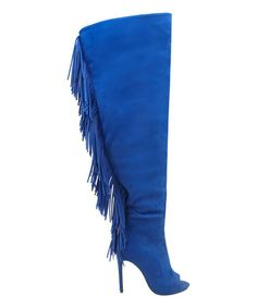Love this Royal Blue Primrose Boot on #zulily! #zulilyfinds
