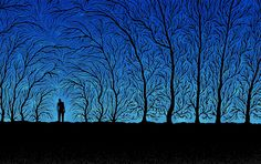animated_man_silhouette_between_the_trees-other.jpg (2550×1600)
