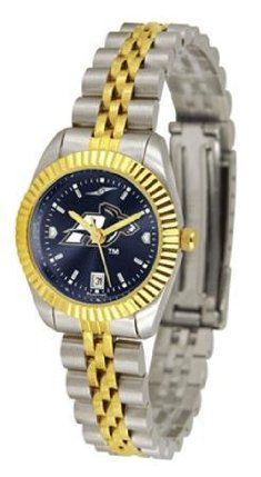 University of Akron Zips Ladies Gold Dress Watch by SunTime. $141.95. Officially Licensed Akron Zips Ladies Gold Dress Watch. Links Make Watch Adjustable. Women. AnoChrome Dial Enhances Team Logo And Overall Look. Stainless Steel Case With 23kt Gold-Plate https://www.fanprint.com/licenses/akron-zips?ref=5750