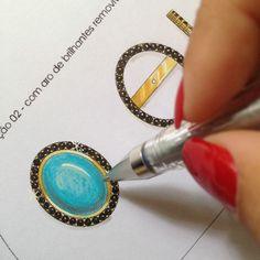 Jewelry designs creation