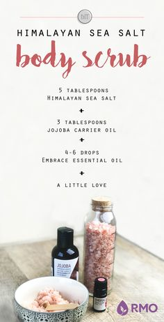 We are thrilled to introduce our neat essential oil blend Embrace! With essential oil ingredients like Cedarwood, Bergamot FCF, Orange, Rosewood, and Sandalwood, Embrace gives off a fresh, citrus scent with a grounding aroma of deep warmth. Take in its rejuvenating yet calming scent by diffusing it or applying it topically. Looking for another way to soak in Embrace's  benefits? Check out our homemade body scrub recipe using essential oils, Jojoba and Himalayan Sea Salt!
