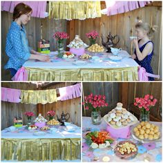 Pink and Gold Tea Party #TrendTea #shop #cbias