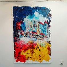 Aceylic on canvas