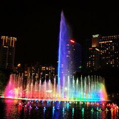 Kuala Lumpur City Centre (KLCC) Park