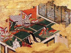 源氏物語千年紀展  京都文化博物館