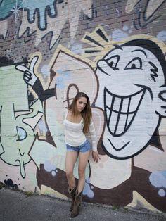 Birmingham Graffiti Wall