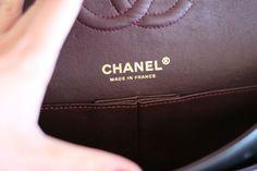 chanel 2.55, come riconoscere una chanel vera, come riconoscere una chanel originale, theladycracy.it, elisa bellino, chanel autentica, blogger famose, top blogger