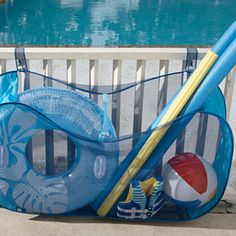 Pool Organization Ideas how to organize pool supplies and gear can you tell that hth pool care Pool Accessory Organizer Pool Organizationpool Backyardbackyard Ideaspool