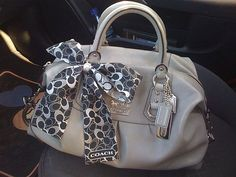 Coach purse yes please