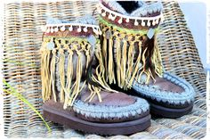 Cool,stylisch und einzigartig....  Das Stiefelband könnt Ihr an jeden Eurer…