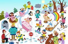 Puzzlemania - Genevieve Kote - Illustration