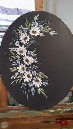 Resultado de imagem para bauernmalerei flowers wallpaper