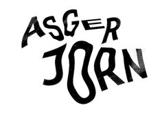 ASGER JORN - Exhibition Identity on Branding Served