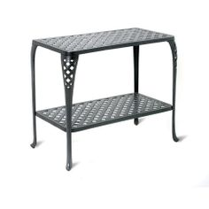 Cast Aluminum Console Table   Outdoor, Patio Furniture Toronto, Waterloo,  Ottawa   Hauser