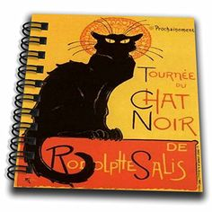Taiche Acrylic Art - Cats Le Chat Noir - Mini Notepad 4 x 4 inch (db_24933_3) 3dRose http://www.amazon.com/dp/B011JB36UO/ref=cm_sw_r_pi_dp_bwhOwb15FK0CZ