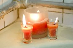 Make a Scented Candle in a Glass - wikiHow