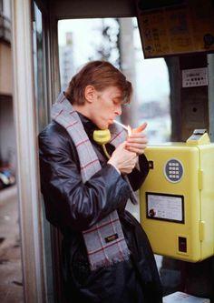 1980 - David Bowie 80s (photo by Masayoshi Sukita).