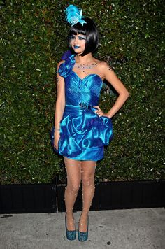 Selena Gomez Photos - Celebrities at the Perez Hilton Blue Ball Birthday Celebration at Siren Studios in Hollywood, CA. - The Perez Hilton Blue Ball Birthday Celebration