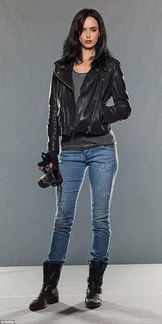 Tennant stars opposite Krysten Ritter as the title character in Jessica Jones