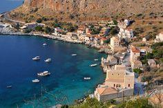 Limeni village Lakonia Peloponnese