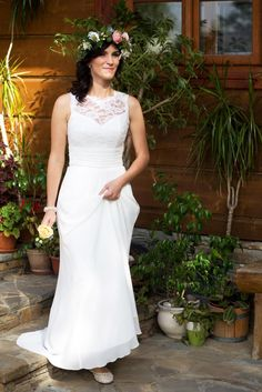 Svatební šaty s krajkou, 36 Wedding Dresses, Fashion, Moda, Bridal Dresses, Alon Livne Wedding Dresses, Fashion Styles, Weeding Dresses, Bridal Gown, Bridal Gowns