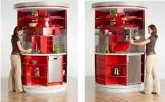 Znalezione obrazy dla zapytania tiny kitchen
