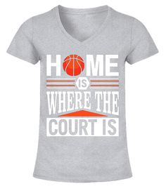 "# Home is where the Court is. Great Basketball T Shirt Gift .  Special Offer, not available in shops      Comes in a variety of styles and colours      Buy yours now before it is too late!      Secured payment via Visa / Mastercard / Amex / PayPal      How to place an order            Choose the model from the drop-down menu      Click on ""Buy it now""      Choose the size and the quantity      Add your delivery address and bank details      And that's it!      Tags: Get this Basketball T…"