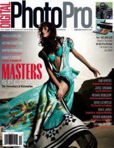 FREE Subscription to Digital PhotoPro Magazine