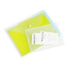 Clear Envelopes - sticker storage?
