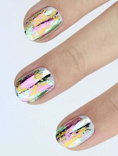 Fabulous Nail Designs and Colors for Spring 2018 - Styles Art