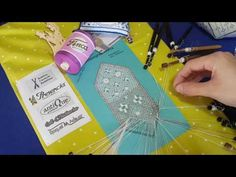 YouTube Bobbin Lace, Youtube, Tutorials, Lace, Farmhouse Rugs, Lace Shawls, Crafts To Make, Hand Fans, Knots