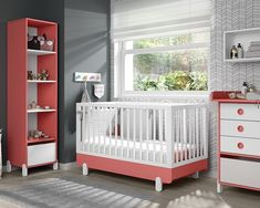 Lettino convertibile Off-Beat - Muebles Ros Decoration, Nursery, Bed, Furniture, Delaware, Home Decor, Manhattan, Exterior, Color
