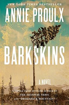 Barkskins by Annie Proulx is a fascinating and inspiring historical fiction book for book clubs to enjoy together.