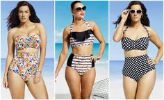 trajes de baño para levantar los senos - Buscar con Google Swimsuits, Bikinis, Swimwear, Style Summer, Google, Outfits, Fashion, Woman Clothing, Retro Swimwear