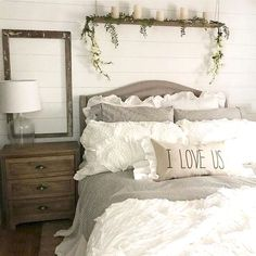 Great Ideas For Small Bedroom Decorating - CHECK THE PIC for Various DIY Bedroom Decorating Ideas. 78459974 #bedroomdecor #bed