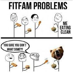Fitfam problems