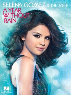 Selena Gomez & The Scene - A Year Without Rain (Songbook) Selena Gomez Album Cover, Ghost Of You, Disney Channel Stars, Online Music Stores, Mood Songs, Great Photos, Role Models, Album Covers, My Idol