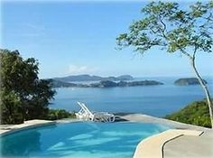 Flamingo Beach Vacation Rental - VRBO 37894 - 3 BR Guanacaste Villa in Costa Rica, Spectacular 'View' Home Set High up on a Hill